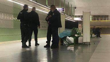 66-годишен мъж издъхна в метрото