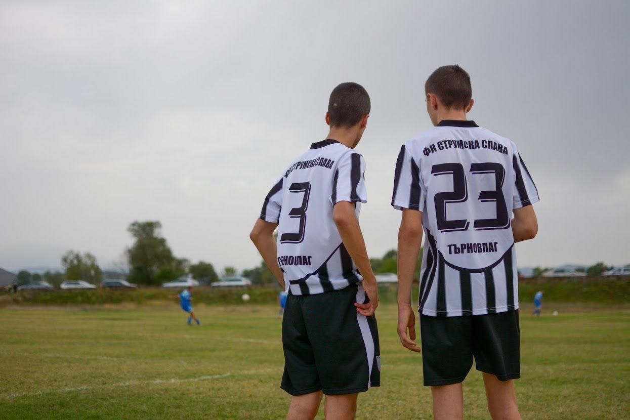 Млада смяна! Момчетата на по 15 - 16 г. трябва да поемата щафетата във футболните традиции в селото