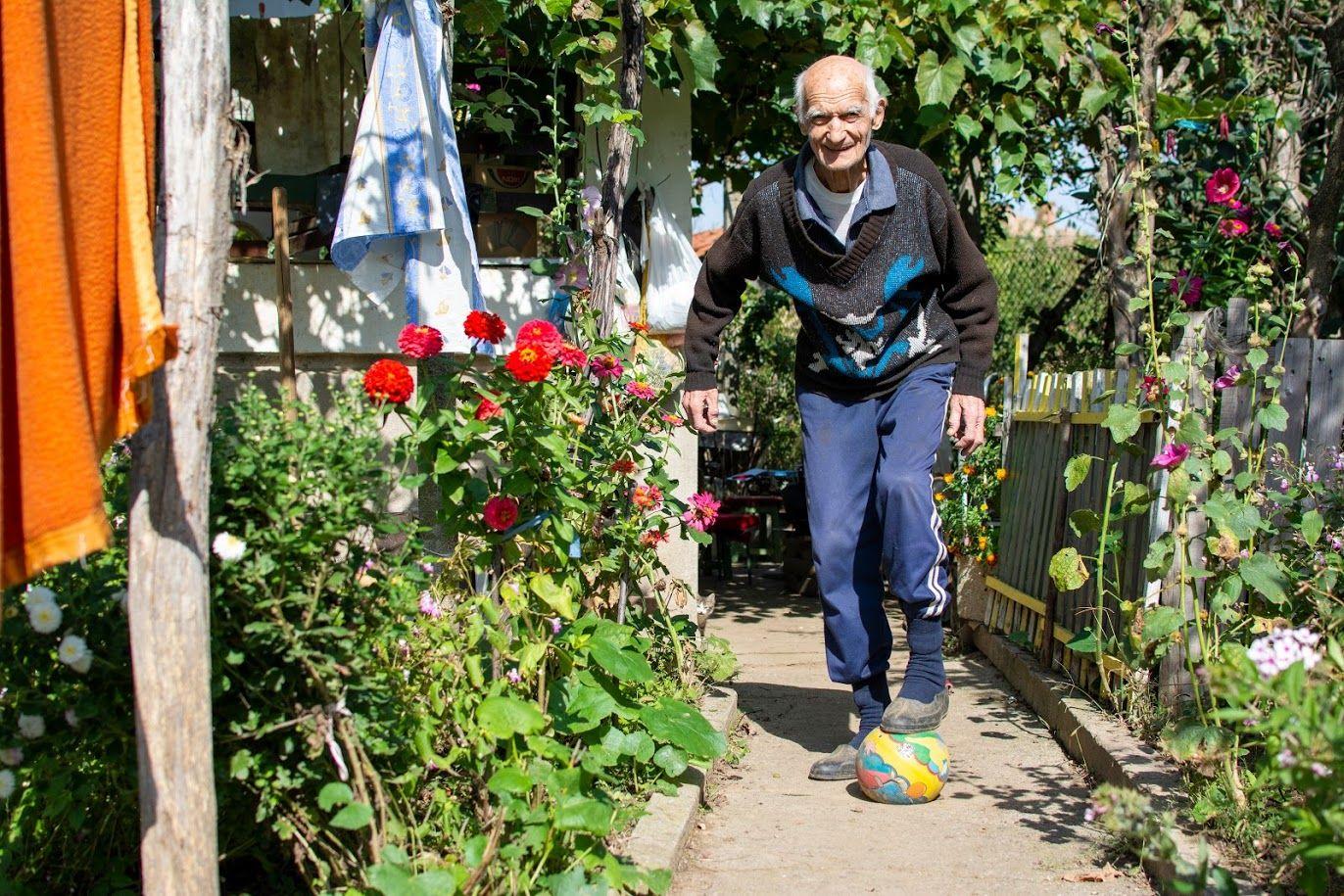 Аспарух Михалков - Аспата е живата история на футбола в Търновлаг