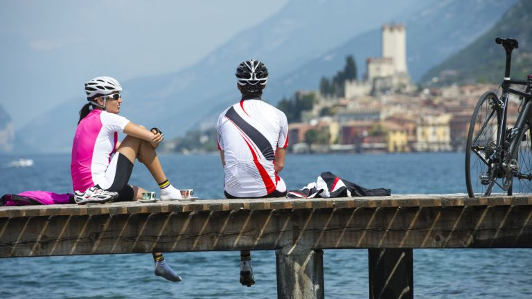 Веломаршрут в Италия: Обиколи с колело езерото Гарда (видео)