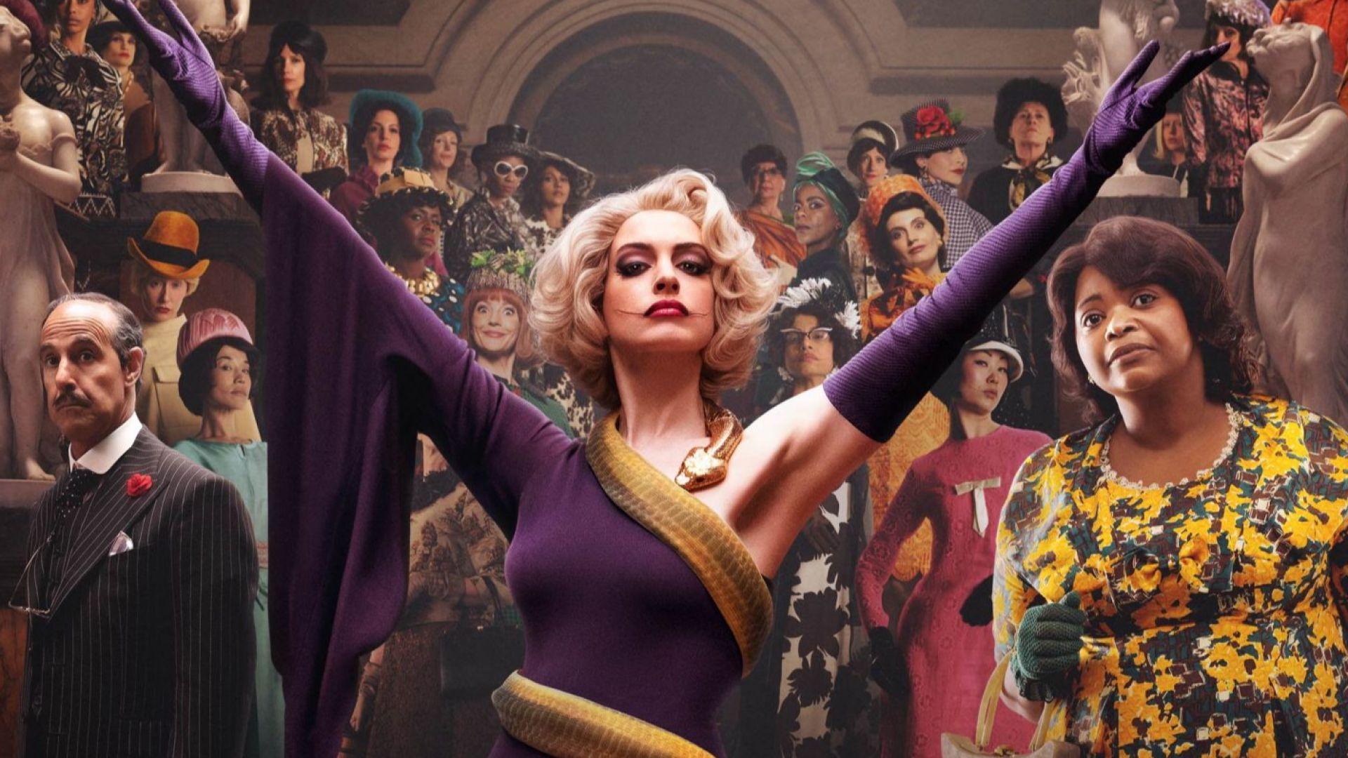 """""""Вещиците на Роалд Дал"""" продължава да бъде най-гледаният филм у нас"""