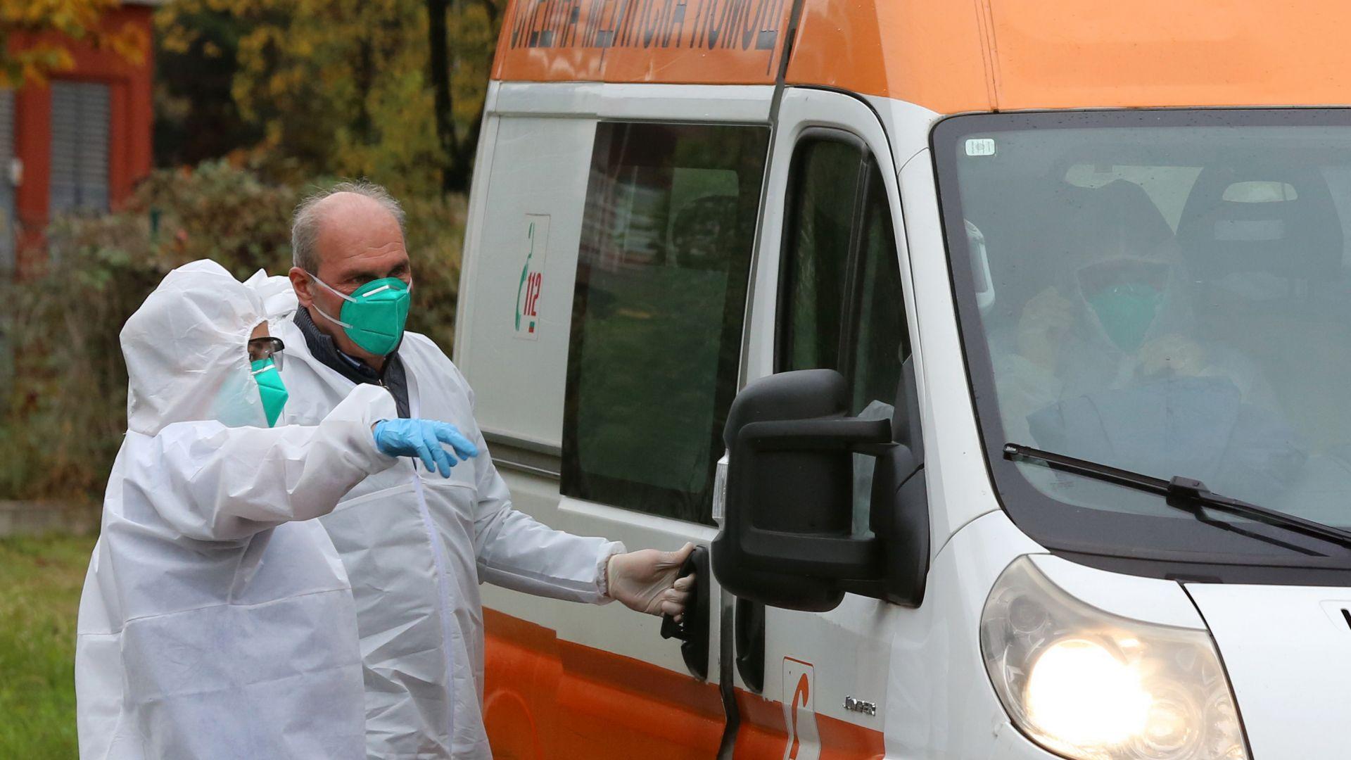 21-годишна жена без данни за заболявания е сред починалите за денонощие 51 българи