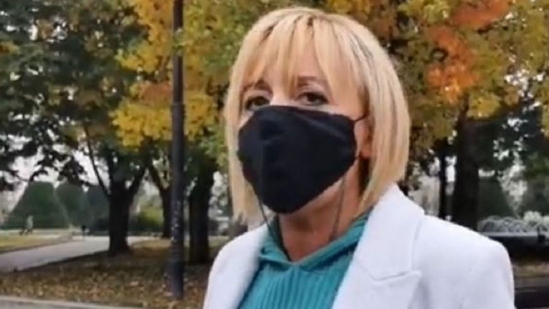 Манолова: Народният гняв ще отнесе Борисов и кабинета му, ако не се вземат мерки срещу COVID-19