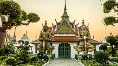 Тайланд ще е затворен за туристи, поне до март 2021 г.