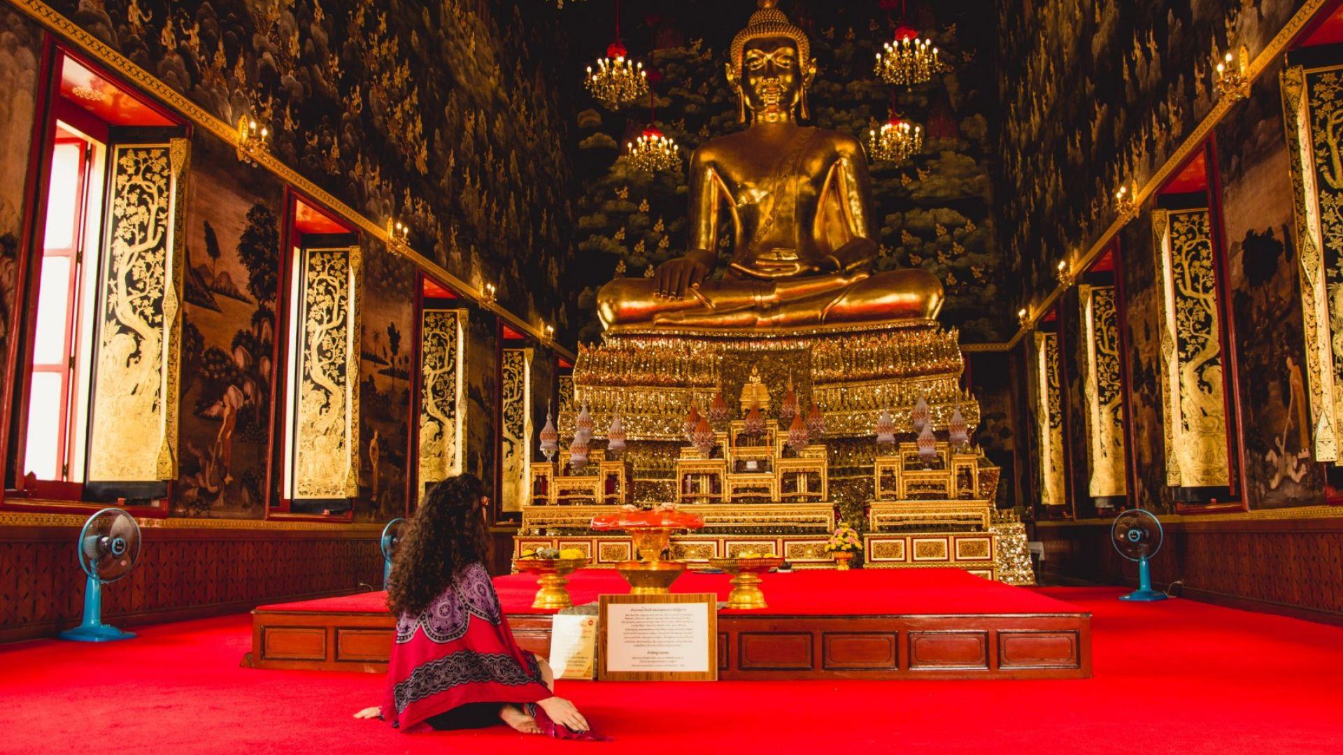 Квартален будистки храм