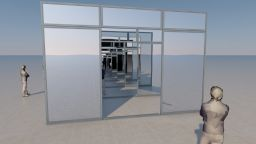 Народният театър с проект за модерно арт пространство на открито