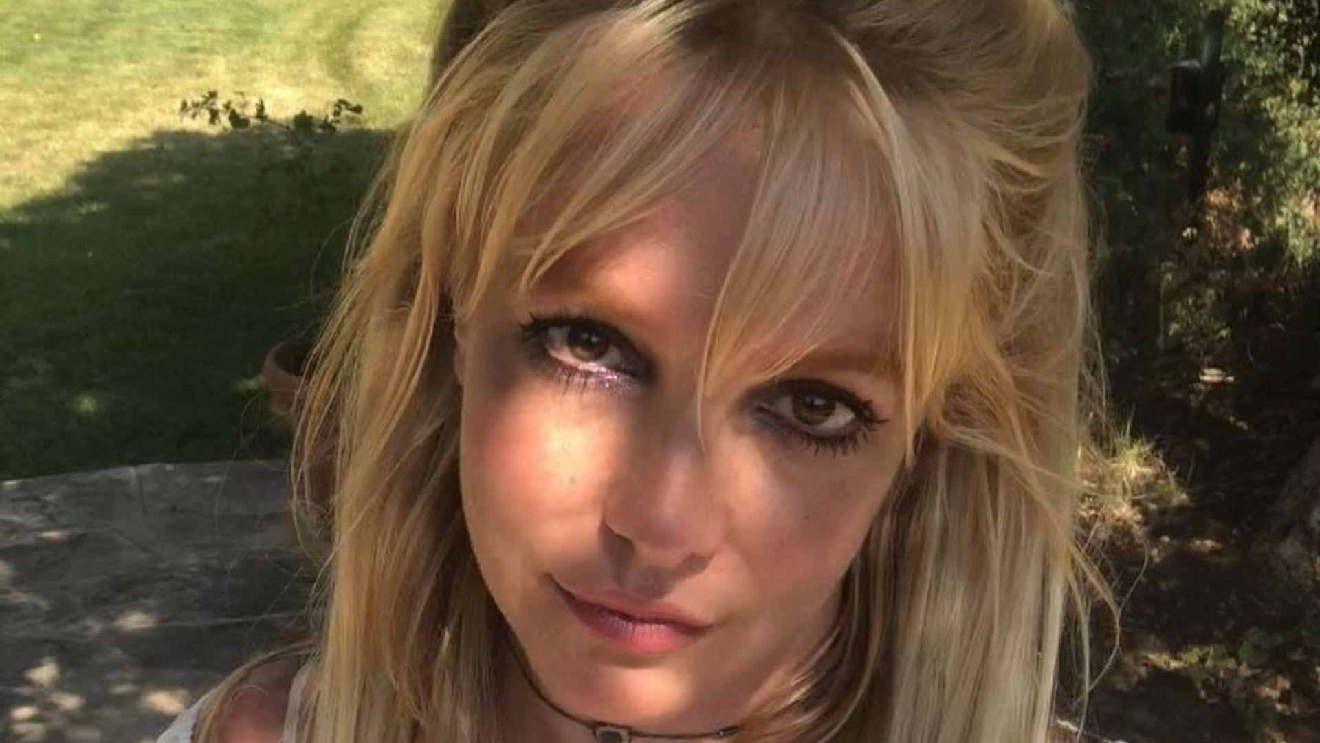 Бритни Спиърс: по-щастлива съм от всякога