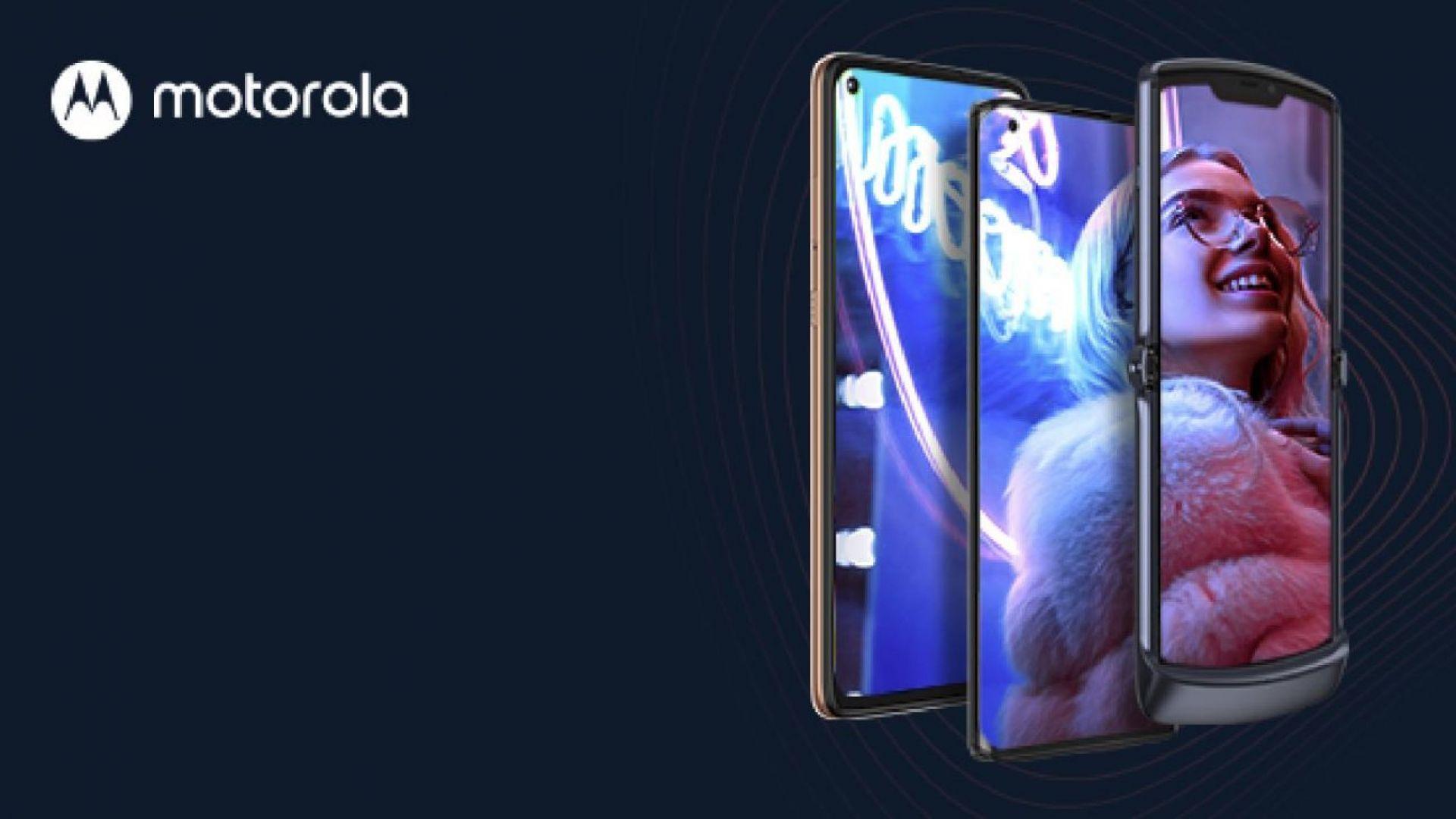 Motorola отчита ръст на приходите на годишна база