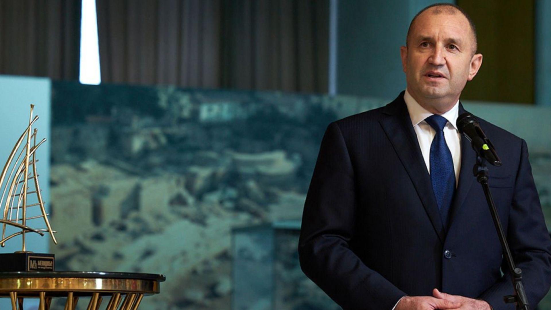 Радев и Пендаровски обсъдиха европейската интеграция на Северна Македония