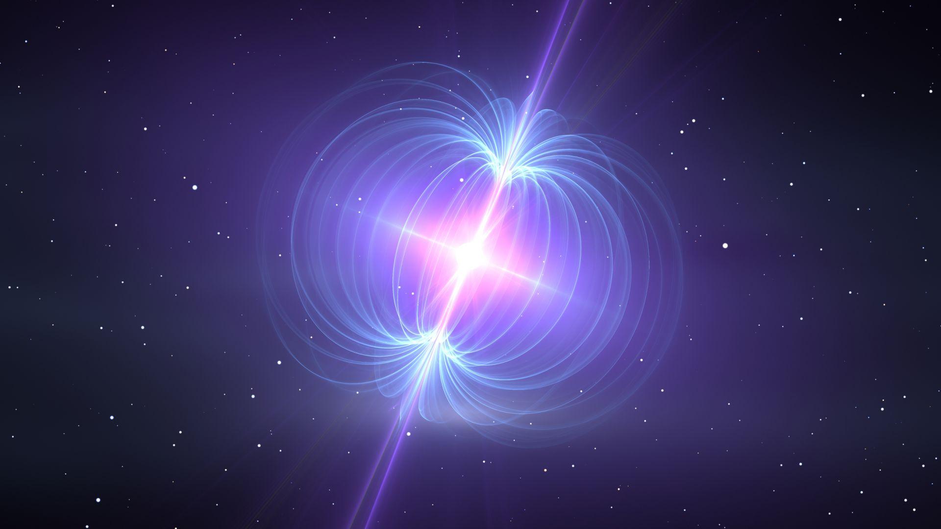 Учени с интересно откритие за магнетар в Млечния път