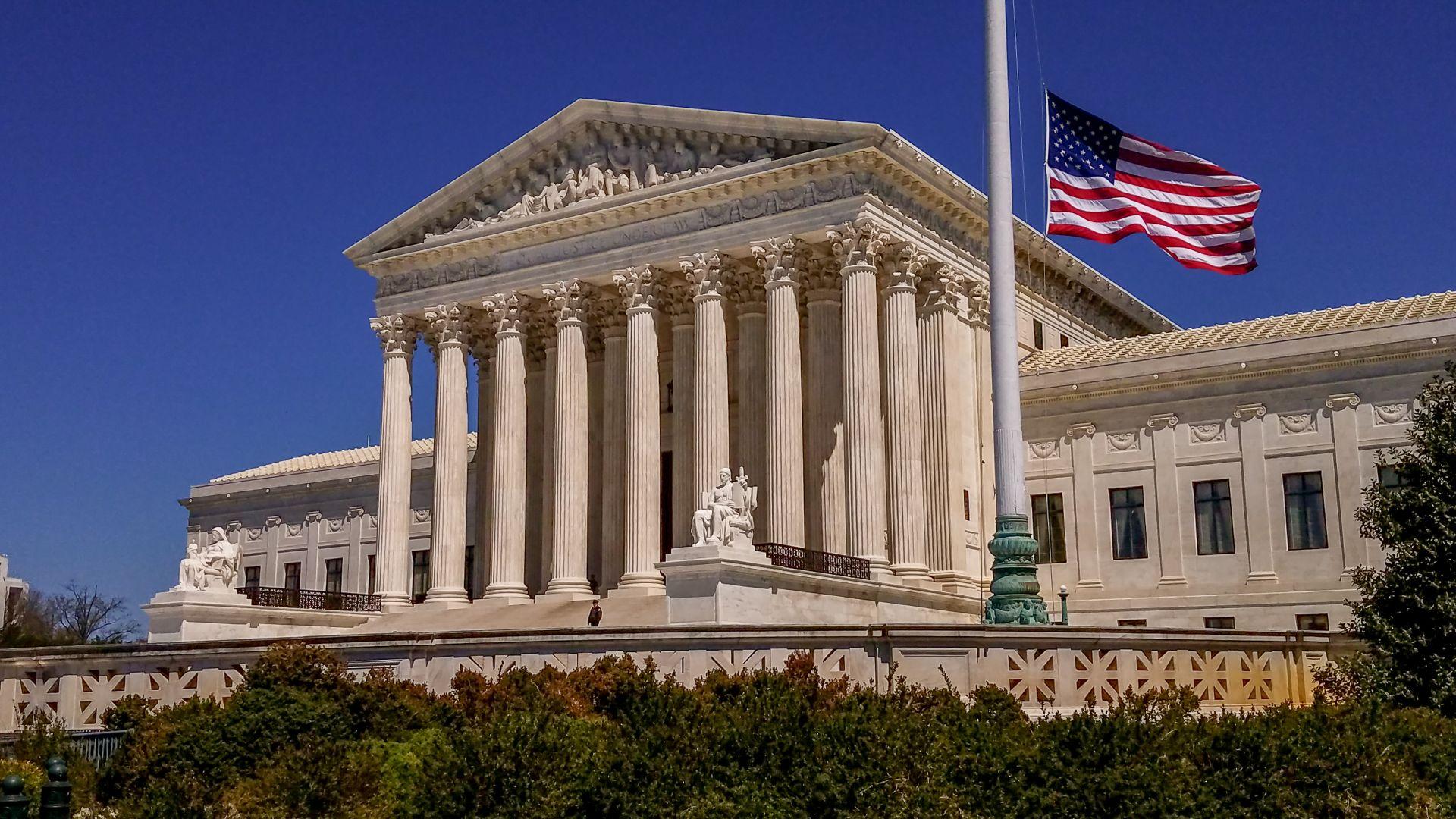 Може ли Върховният съд на САЩ да се намеси в изборите?