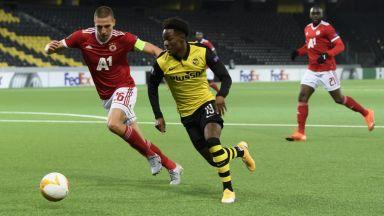 Шампионът на Швейцария срази ЦСКА за 30 минути