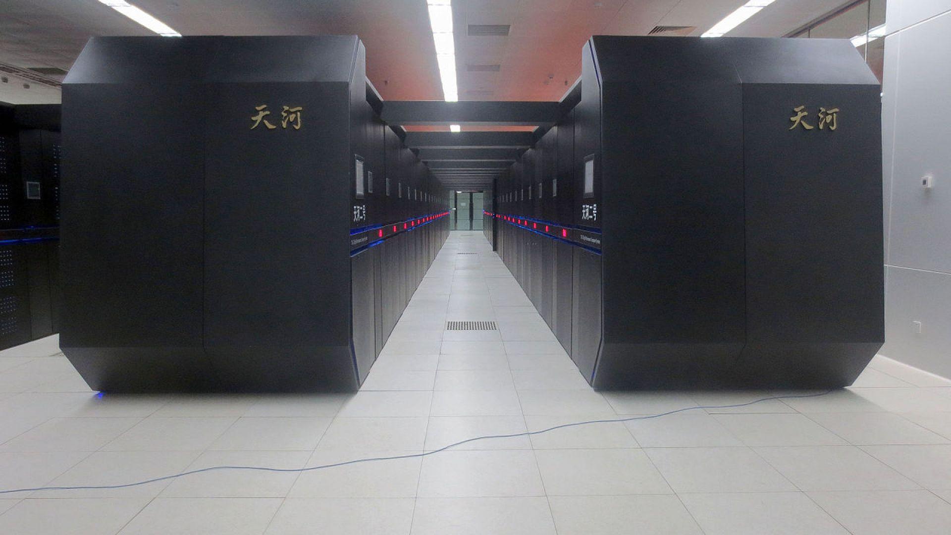 Tianhe-2A
