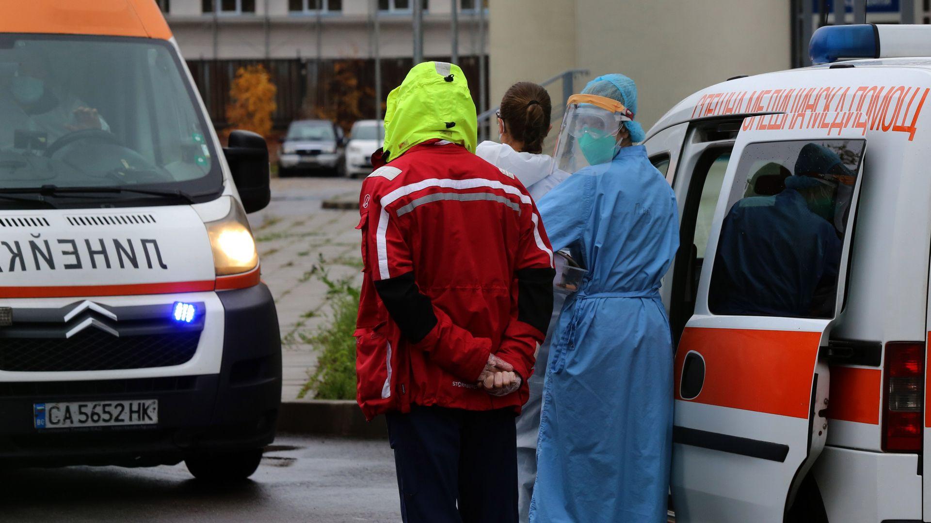 Джипитата в София: Ситуацията е трагична, трябва пълен локдаун