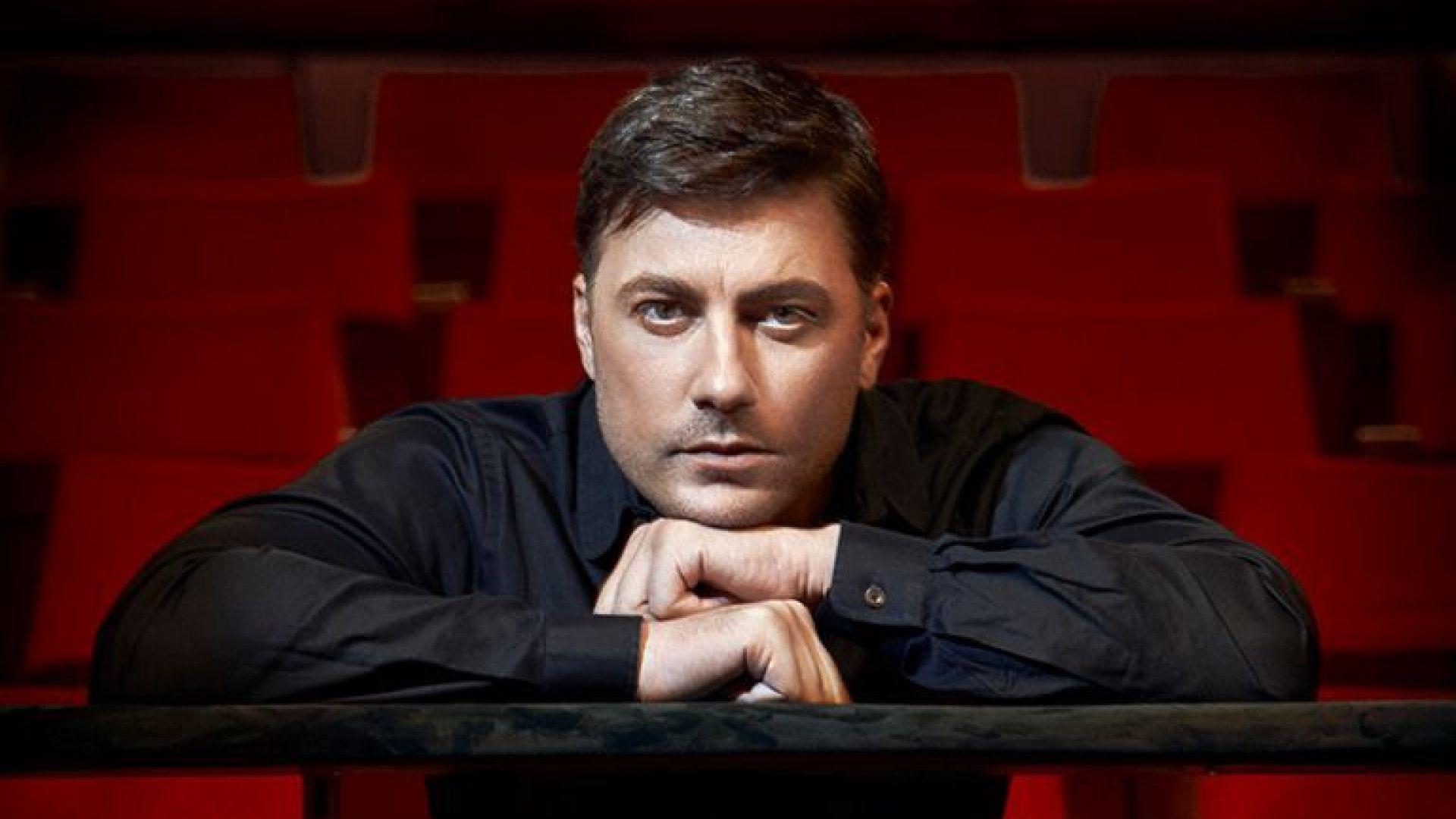 Владимир Карамазов помага на педиатрията в София в благотворителна акция