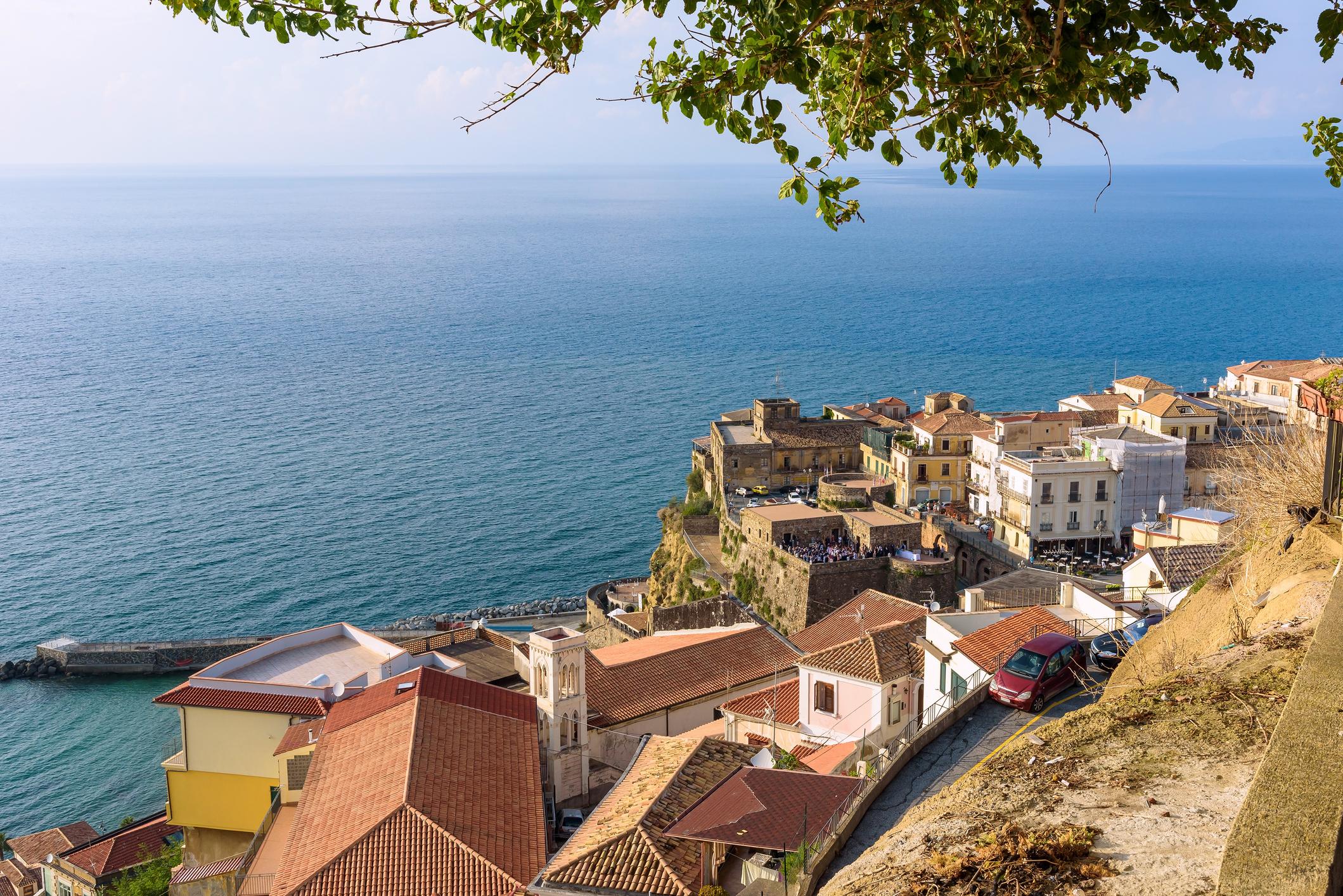Италия пеша: Екопътека от Тиренско до Йонийско море