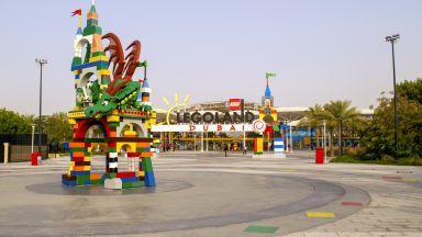Шанхай ще построи най-големия в света тематичен парк на Лего