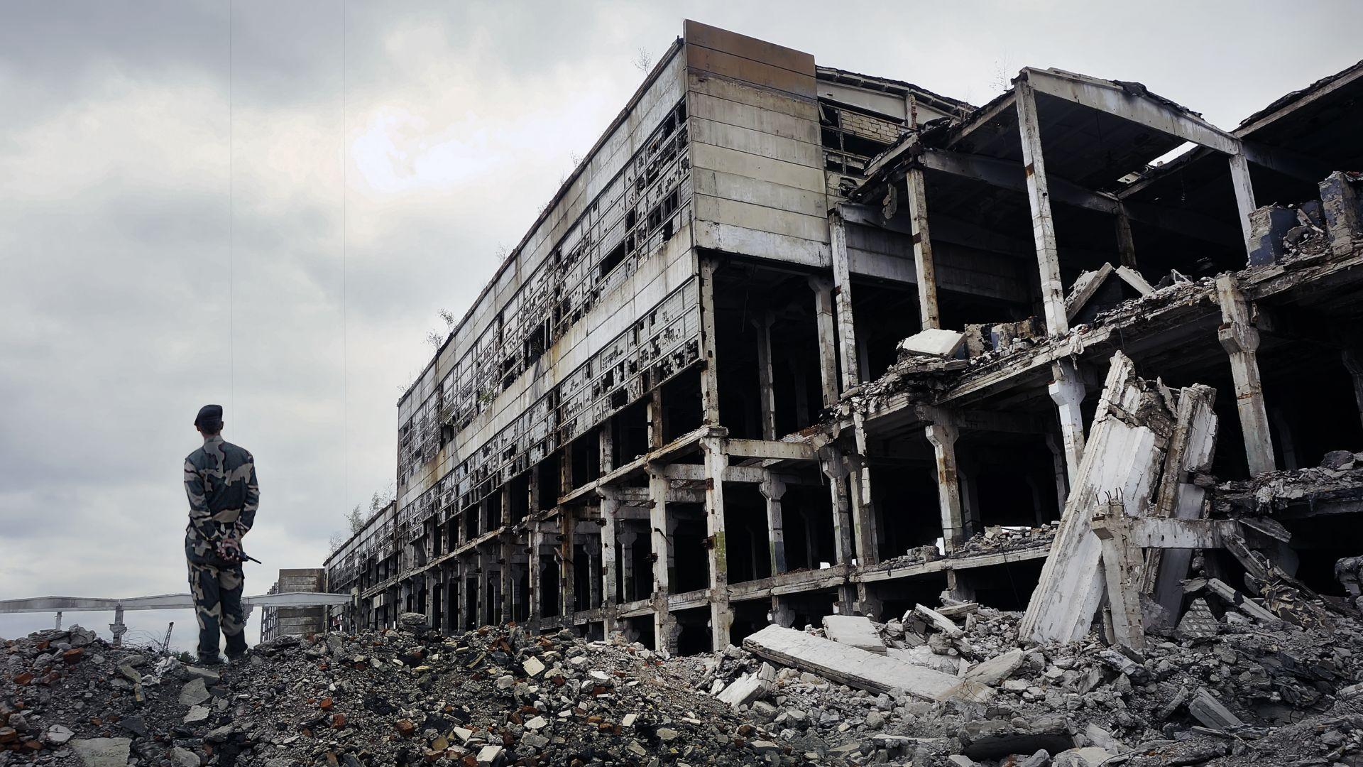 Украйна очаква $100 млн. от Световната банка за възстановяване на Донбас