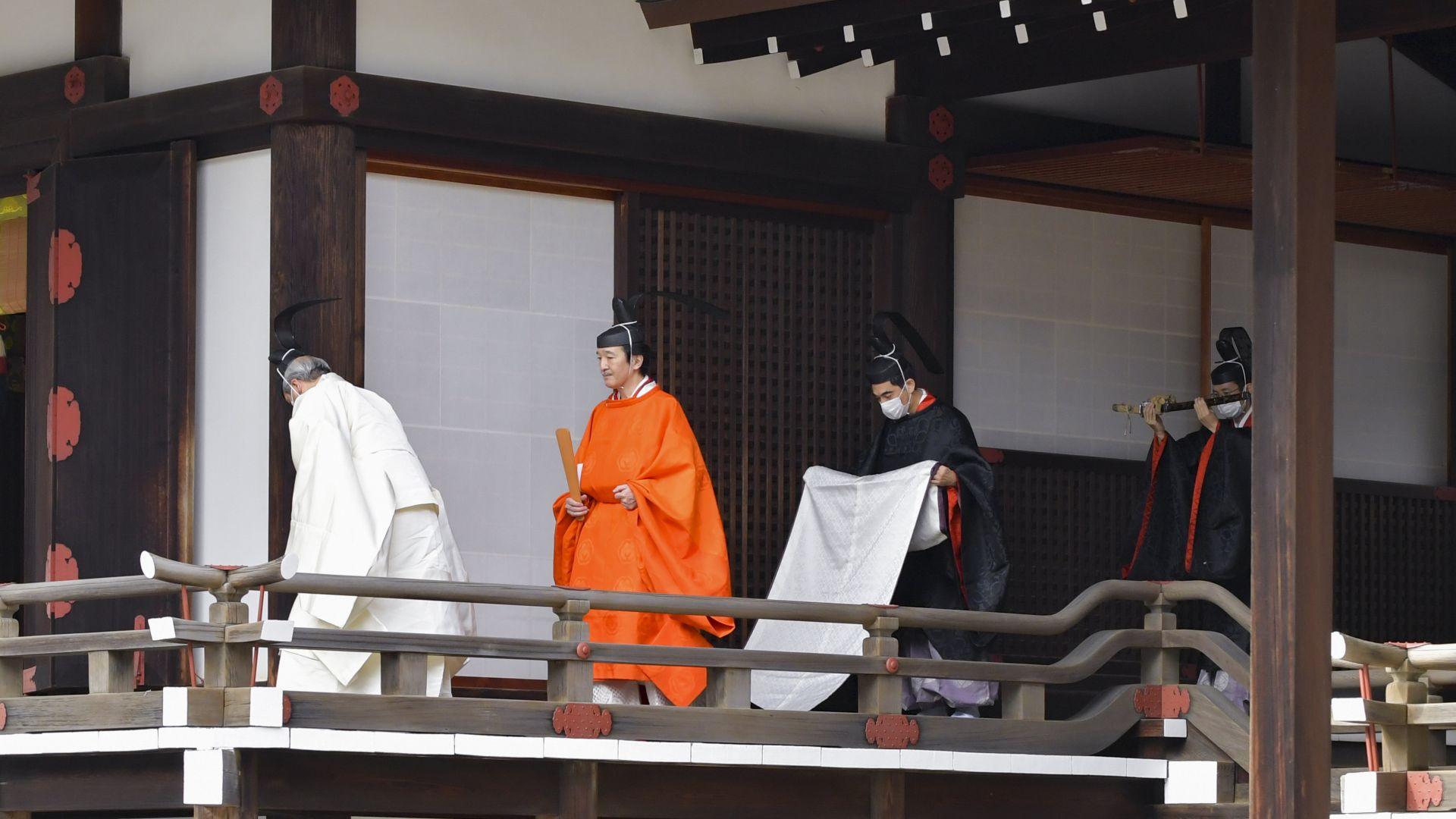 Провъзгласиха принц Акишино за престолонаследник на трона в Япония