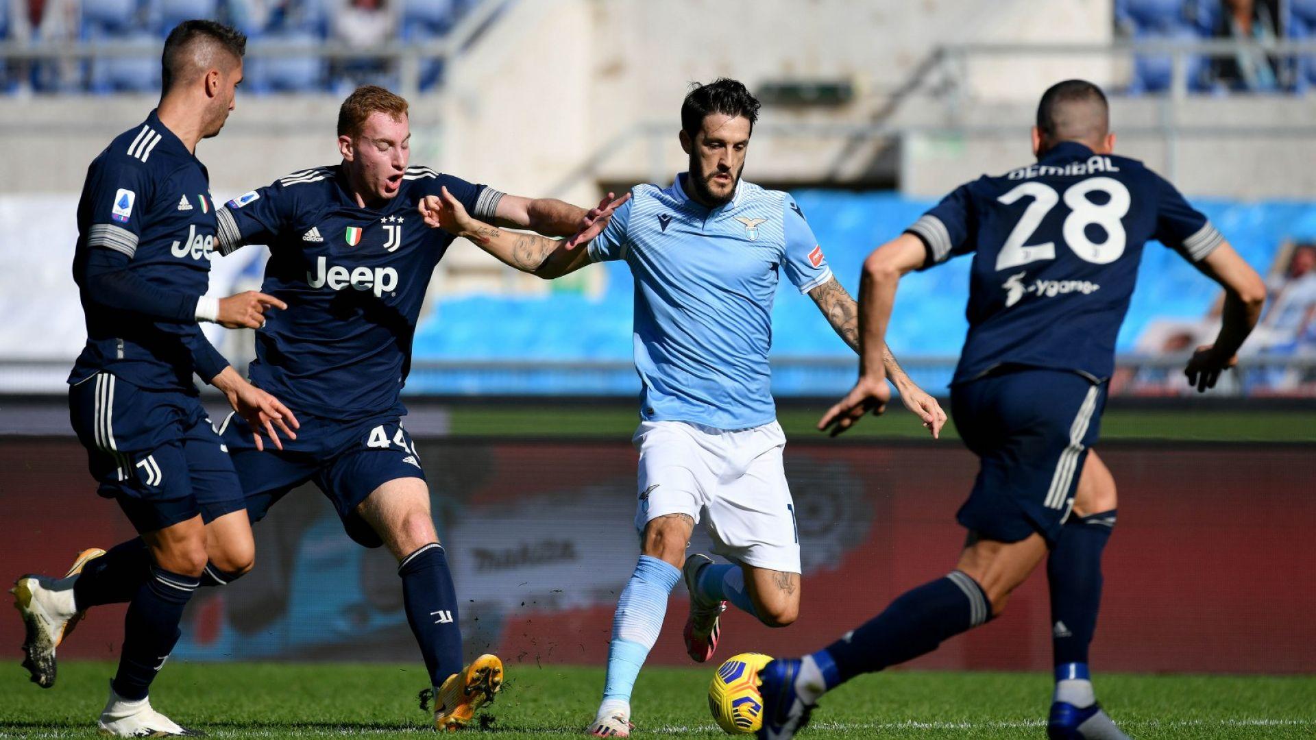 Лацио отново бе пронизан от Роналдо, но този път не се предаде