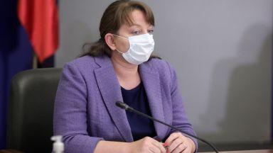 Деница Сачева отговаря на Радосвет Радев: Мерките не се познават добре от работодателите
