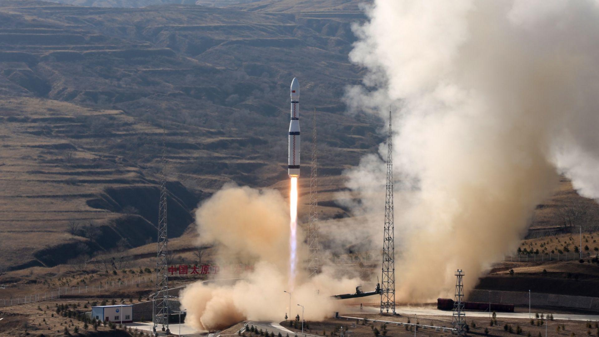 Китай изстреля първия в света сателит за 6G