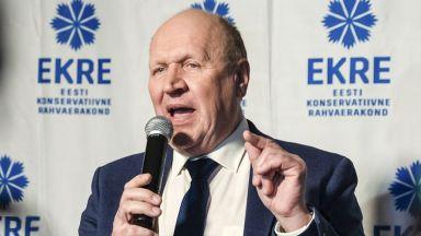 Министерска оставка в Естония заради думи за Байдън