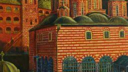 """""""Градинa на духовността. Св. гора и българското изкуство от първата половина на ХХ век"""" в Градската галерия"""