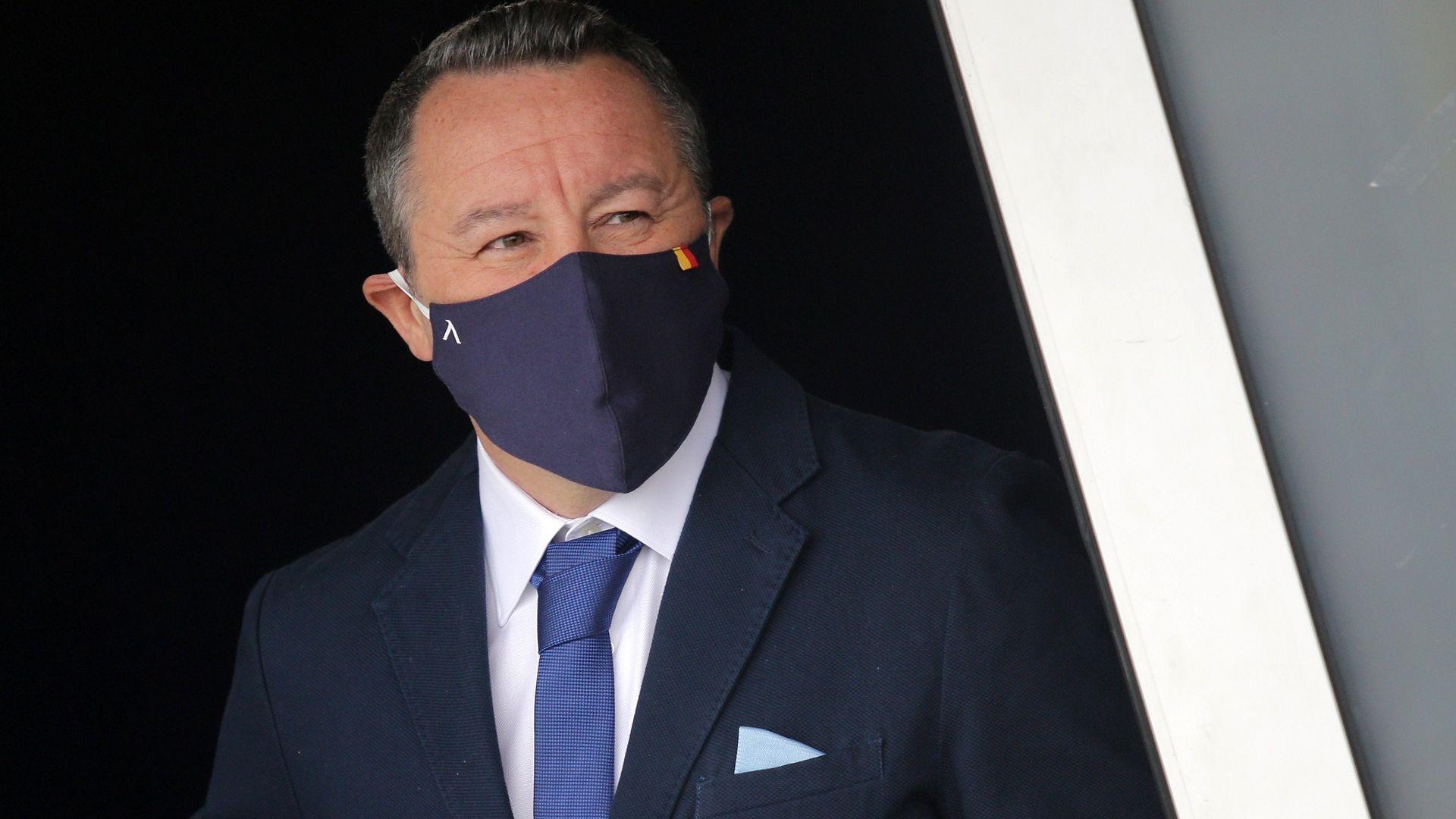 """Стоянович: Отдаден съм на """"Левски"""", не може да се стои на два стола"""