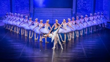 Мартина Префетто – новият лебед на Старозагорския балет