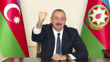 "Алиев и Ердоган ликуват след ""бляскавата победа"", но Москва ги попари"
