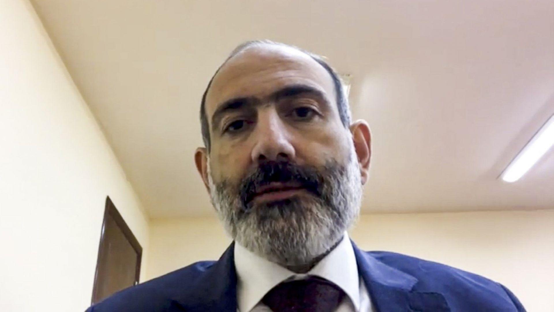 Премиерът на Армения Никол Пашинян направи изявление във Фейсбук за споразумението за Карабах