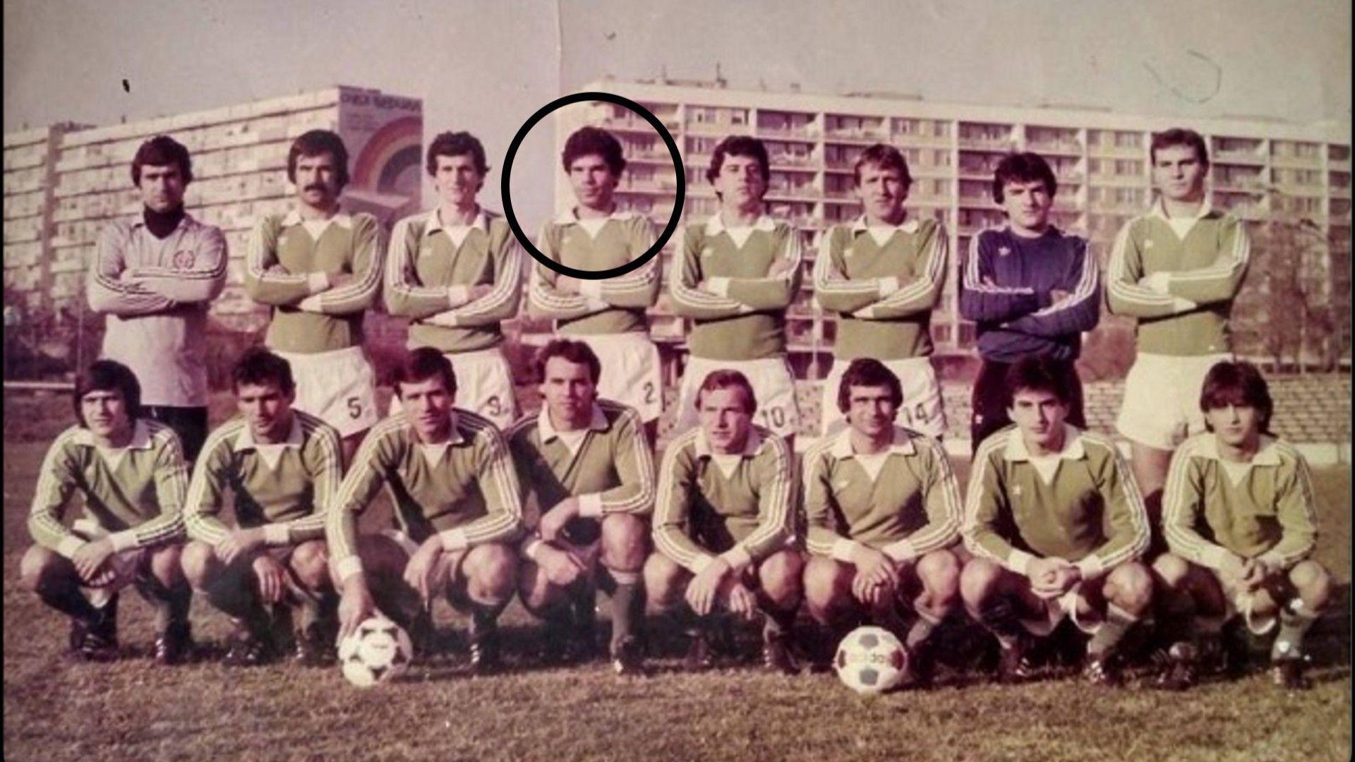 Черно море скърби за Тодор Атанасов-Барона, една от легендите на клуба