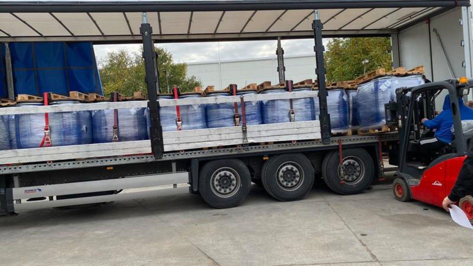 Над 540 тона стари пестициди вече са изнесени за обезвреждане във Франция