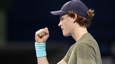 Младият Синер не остави шанс на миналогодишния финалист в София