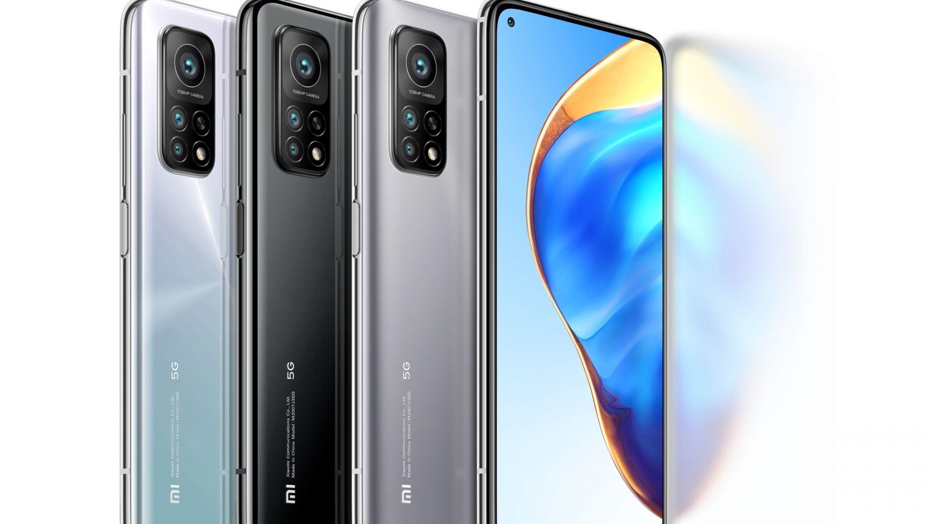 А1 започва предлагането на смартфоните от серията Мi 10T на Xiaomi
