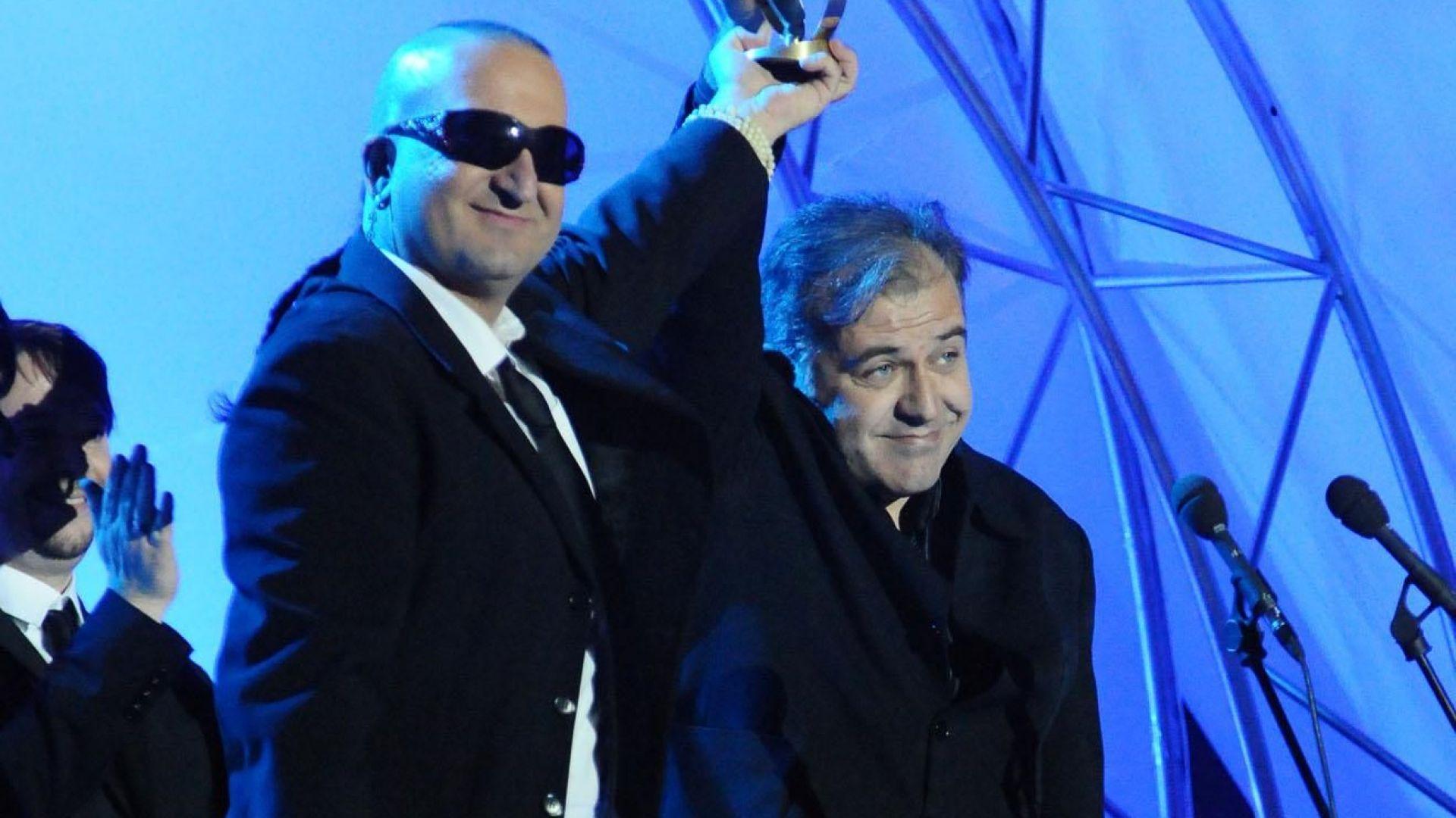Дони и Момчил отново заедно на една сцена след 20 години