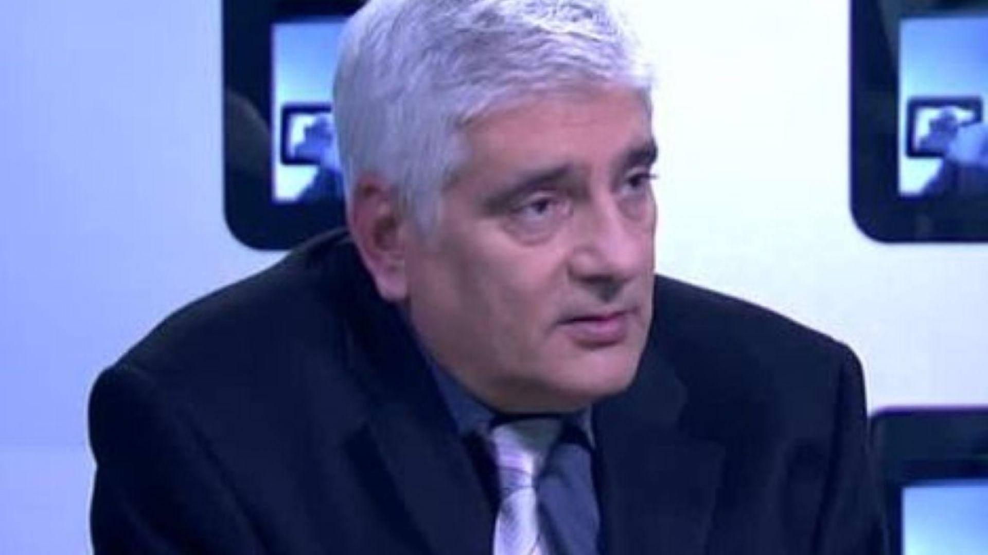 Почина бившият президент на БФС Христо Данов