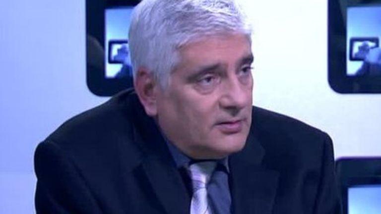 Бившият президент на Българския футболен съюз и ПФК