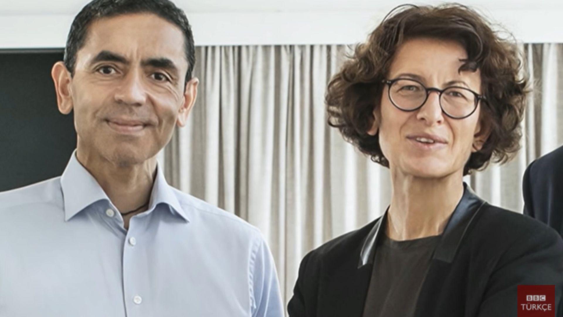 Те са мозъците зад успешната ваксина срещу COVID-19 - турско семейство лекари