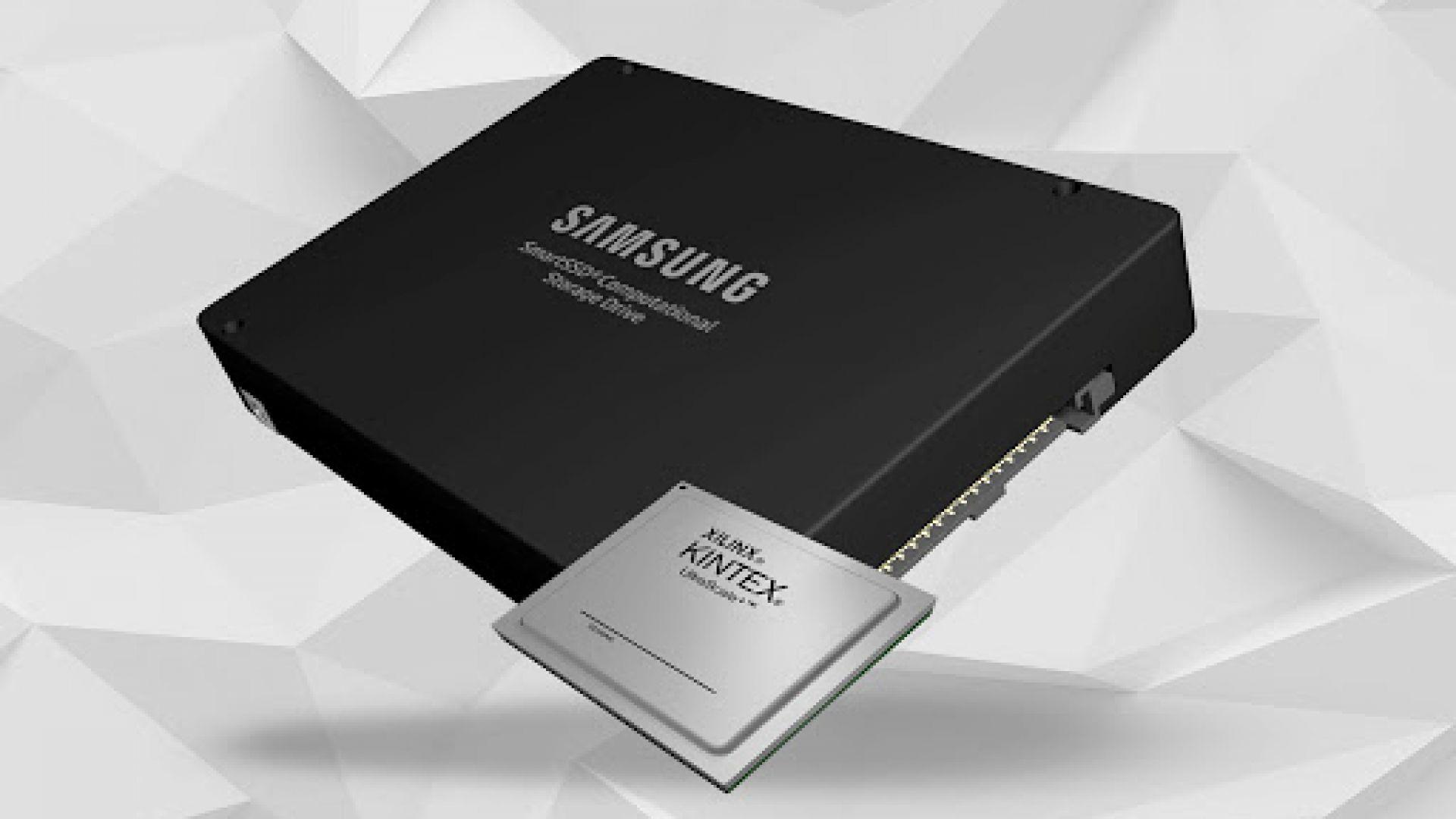 """Създадоха първия """"изчислителен"""" SSD диск"""