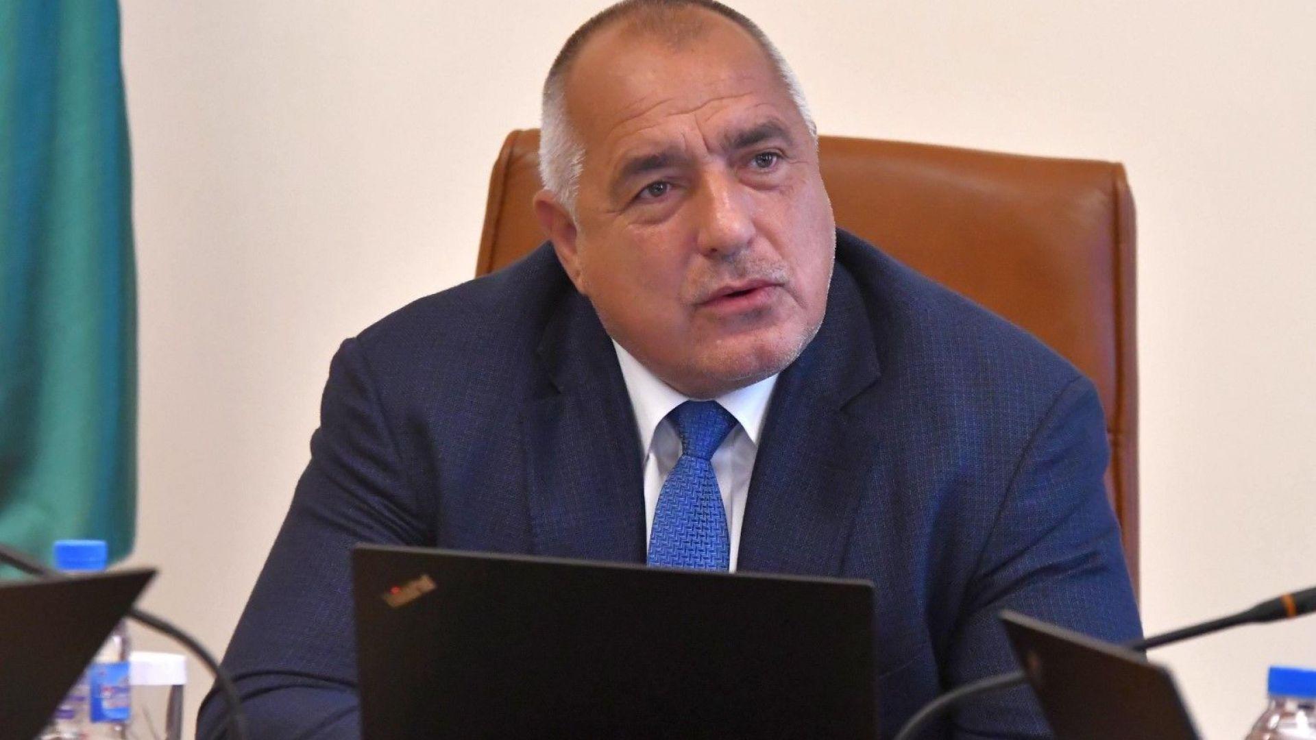 Борисов: Не искам да има недостиг на линейка, лекарство, легло