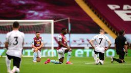 Главата на шефа на английския футбол падна, но играчите не очакват промяна около расизма