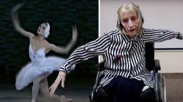 Вижте как балерина с Алцхаймер реагира на музиката на Чайковски
