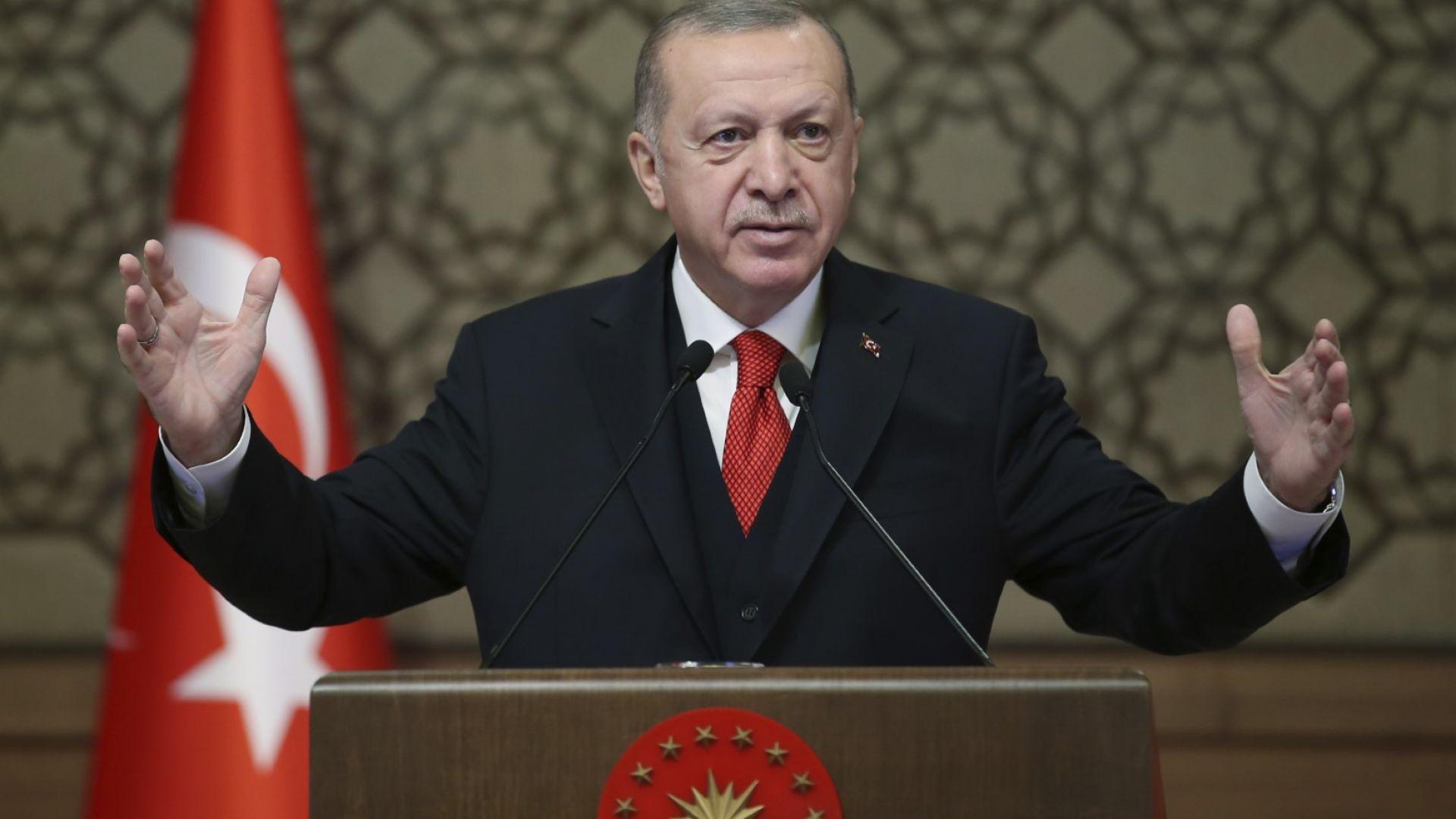 Турция обяви своята космическа програма