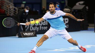 Още един от фаворитите на Sofia Open напусна турнира