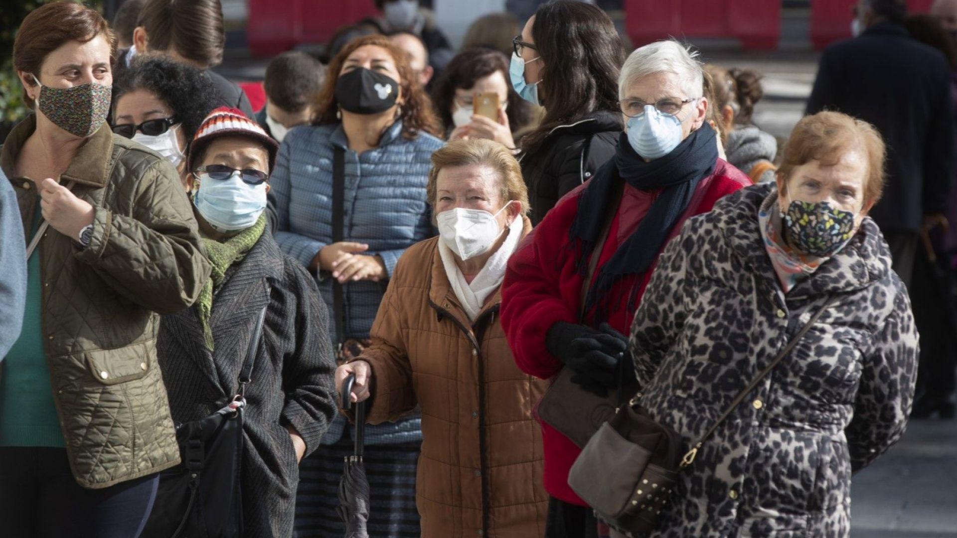 След близо 5,4 милиона ваксинирани, Израел отмени носенето на маски на открито