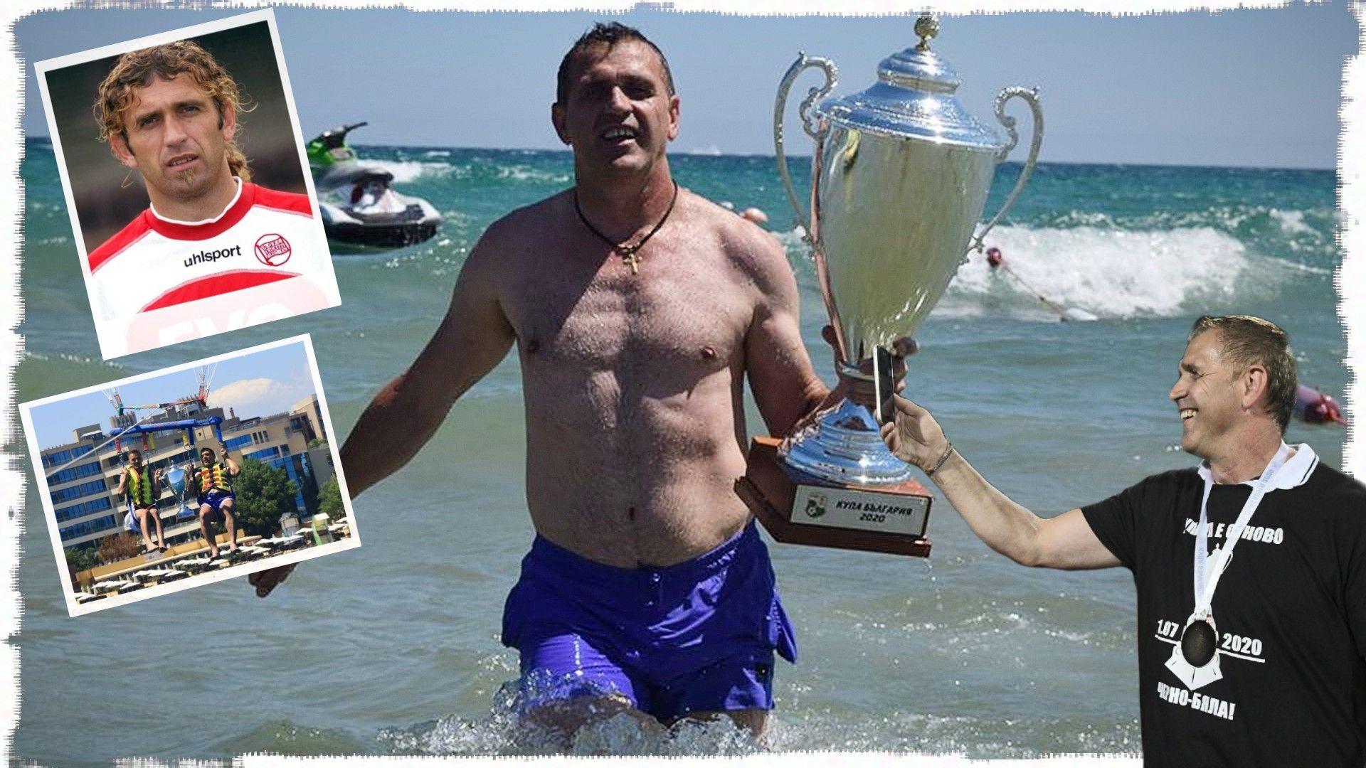 Кой е Бруно и защо ЦСКА отвори фронт между София и Пловдив за новия си треньор?