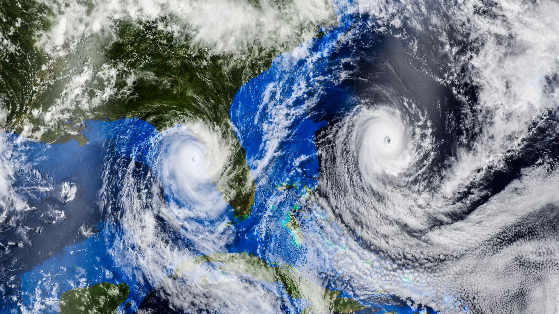 Ураганите запазват силата си  по-дълго, отколкото  преди десетилетия