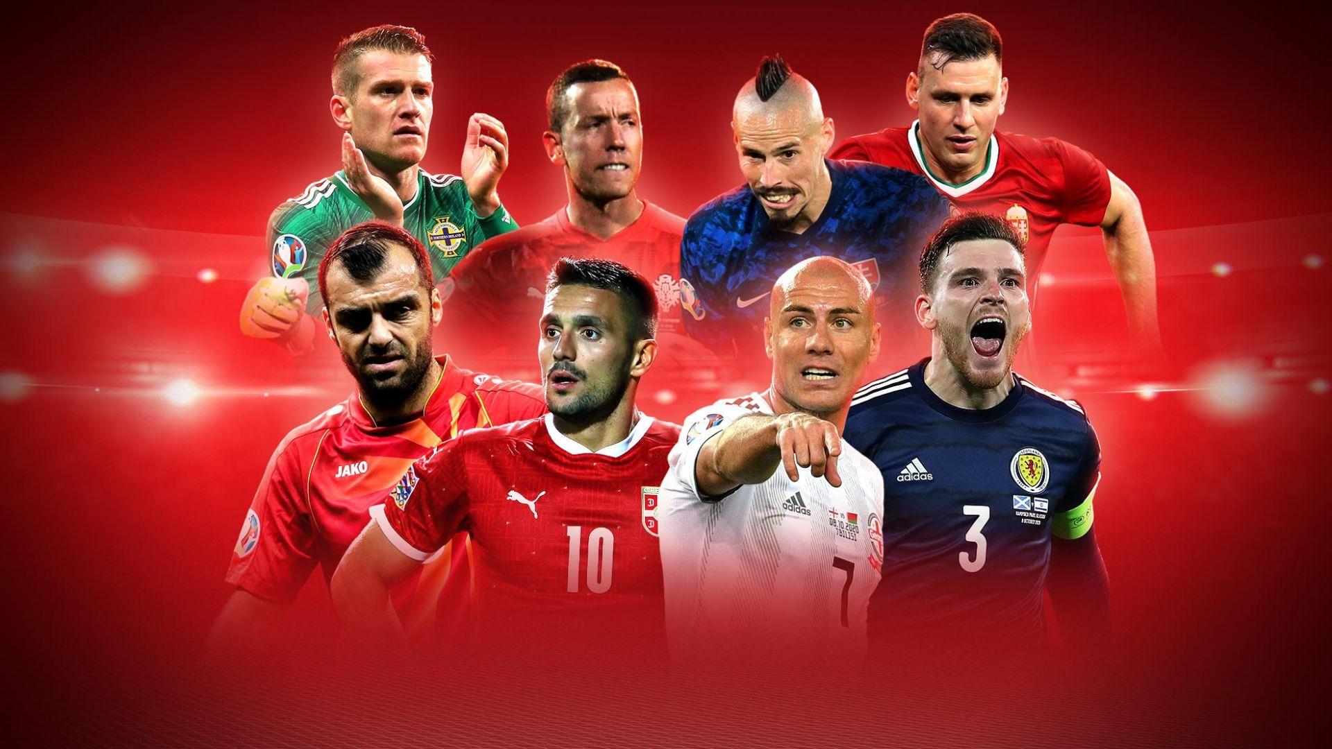Македонци или грузинци ще дебютират на Европейското - големите мачове днес